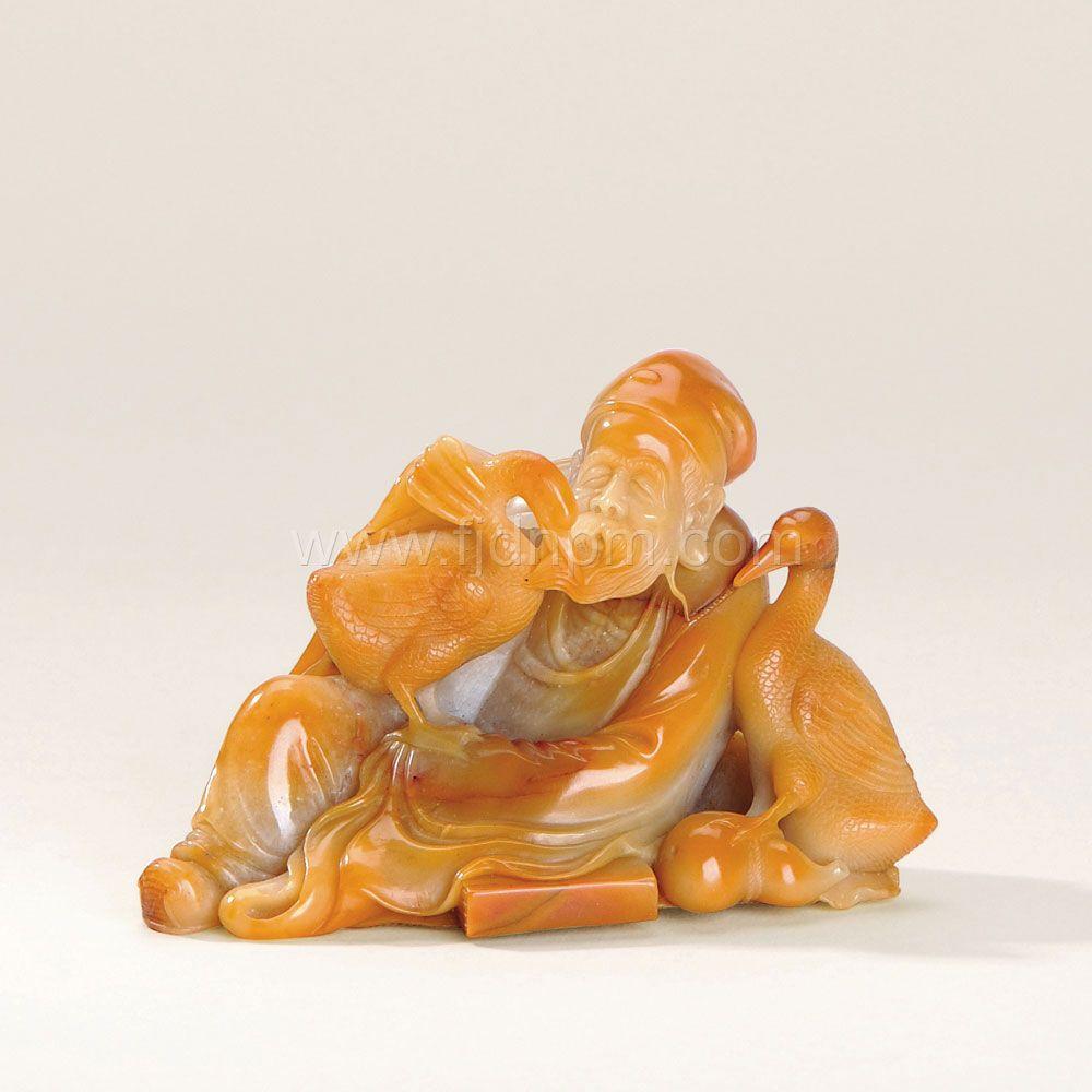 寿山石雕精品