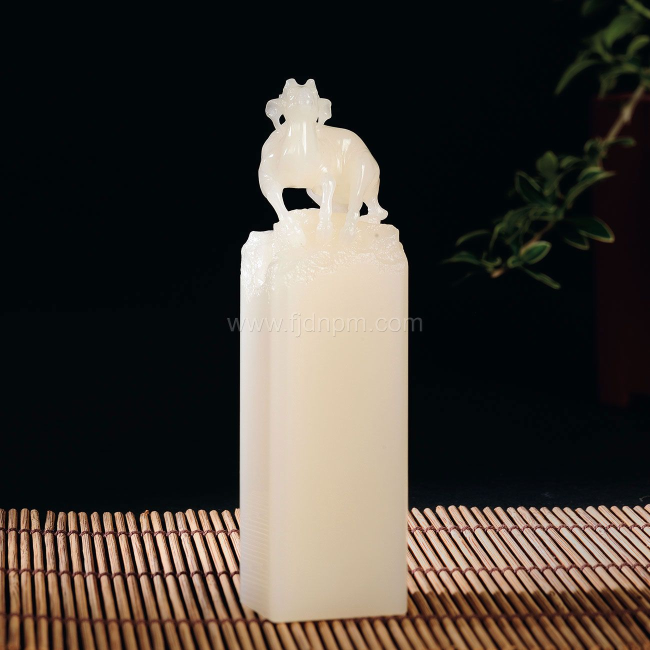 石韵清玩——寿山石雕精品